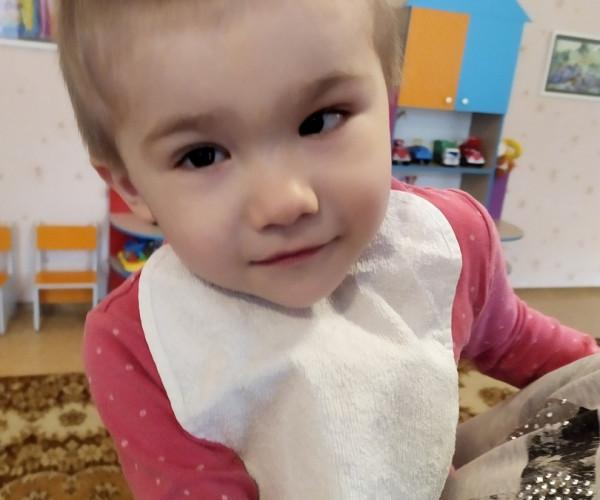 Помощь детям-инвалидам в Доме малютки1591639437