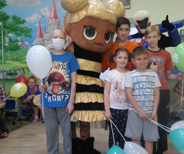 Самый светлый день в году - День защиты детей1587736722