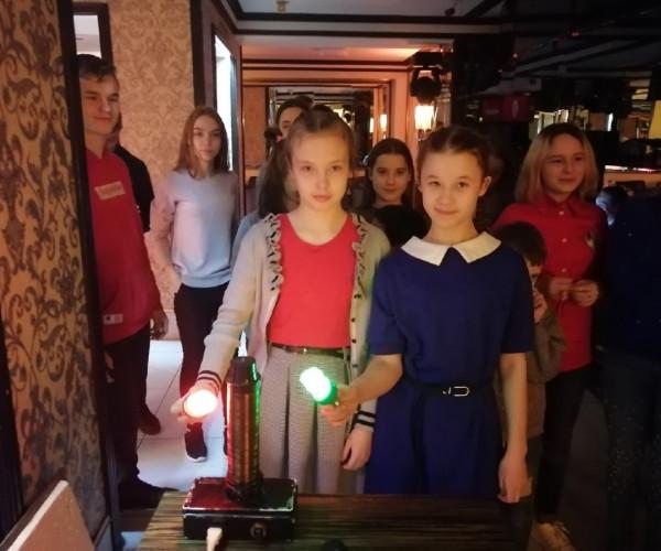 Праздник для именинников с  Донецкой школы-интернат № 11591811795