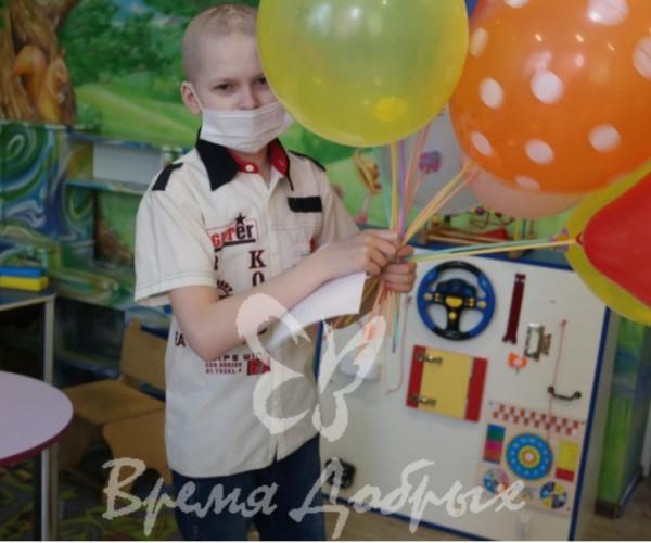 Сирота Егор Бойко, болеющий раком... 11-летний ребенок, который вынужден бороться со смертельным заболеванием в одиночку...1596440010