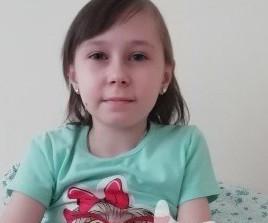 Соня Волошина продолжает борьбу с саркомой1596438980