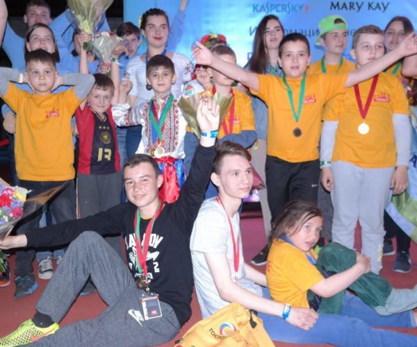 Закончились VIII Всемирные детские игры победителей1587842217