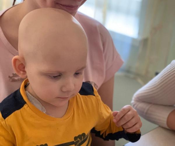 Наша  волонтерская   Веселяндия дарит улыбки детям1625256972