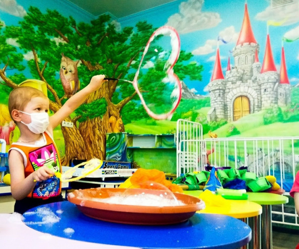 Киричек Родион завершил своё основное лечение в отделение детской онкогематологии1588360412