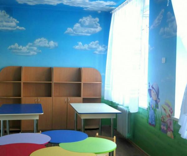 Ремонт столовой в детском отделении Инвх им.Гусака1589111326