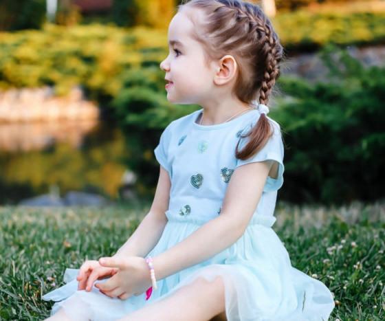 Маленькая принцесса Машенька Кушнир больна страшным заболеванием Ретта1626364231