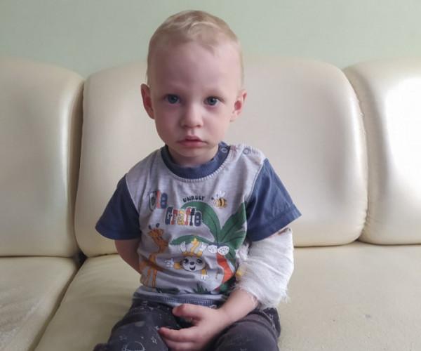 Помогите Максимке выздороветь , радоваться прекрасной жизнью ,беззаботным детством ,любимым игрушкам и просто ЖИТЬ1629313706