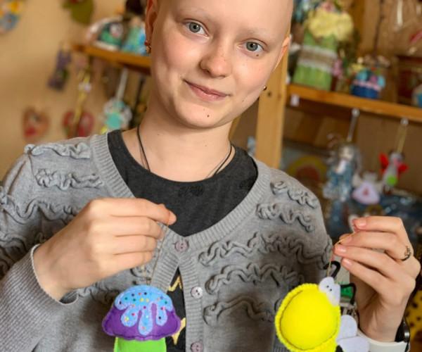Детская фантазия мечтает вне рака и болезни .1630783374
