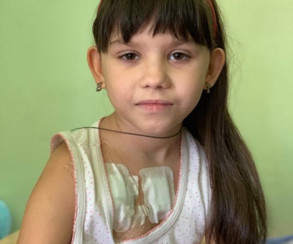 Рак забрал у Дианы детство1632586364