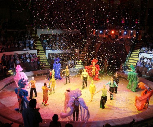 """Наша долгожданная поездка в Донецкий цирк """"Космос"""" на шоу-программу """"Джамбо"""" состоялась!1589182167"""