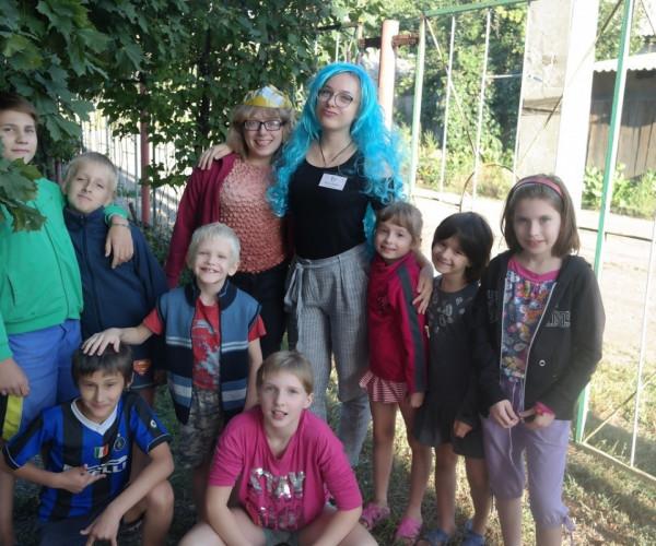 Встреча с ребятами из Детского социального приюта Пролетарского района г.Донецка1591268641