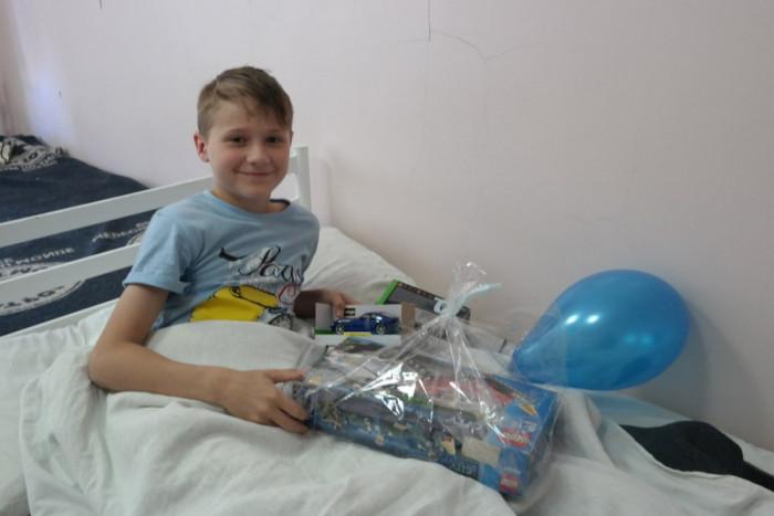 День защиты детей в онкоотделении