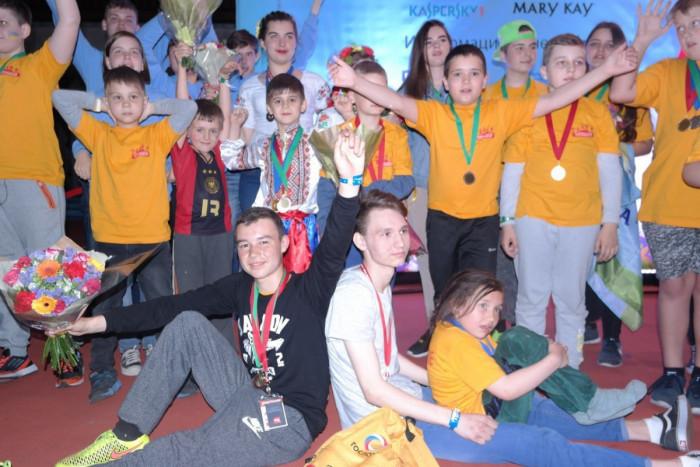 8 Игры победителей в Москве