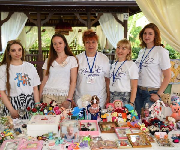 Благотворительная ярмарка Время Добрых1598613933